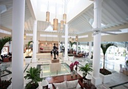 Lobby Hotel Bahia Principe