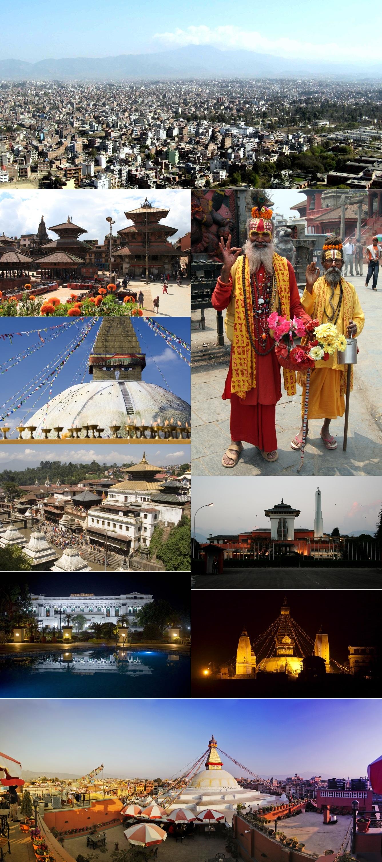 Kathmandu_collage