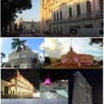 La antigua ciudad Mérida en México