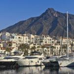 La mágica naturaleza que ofrece Marbella.