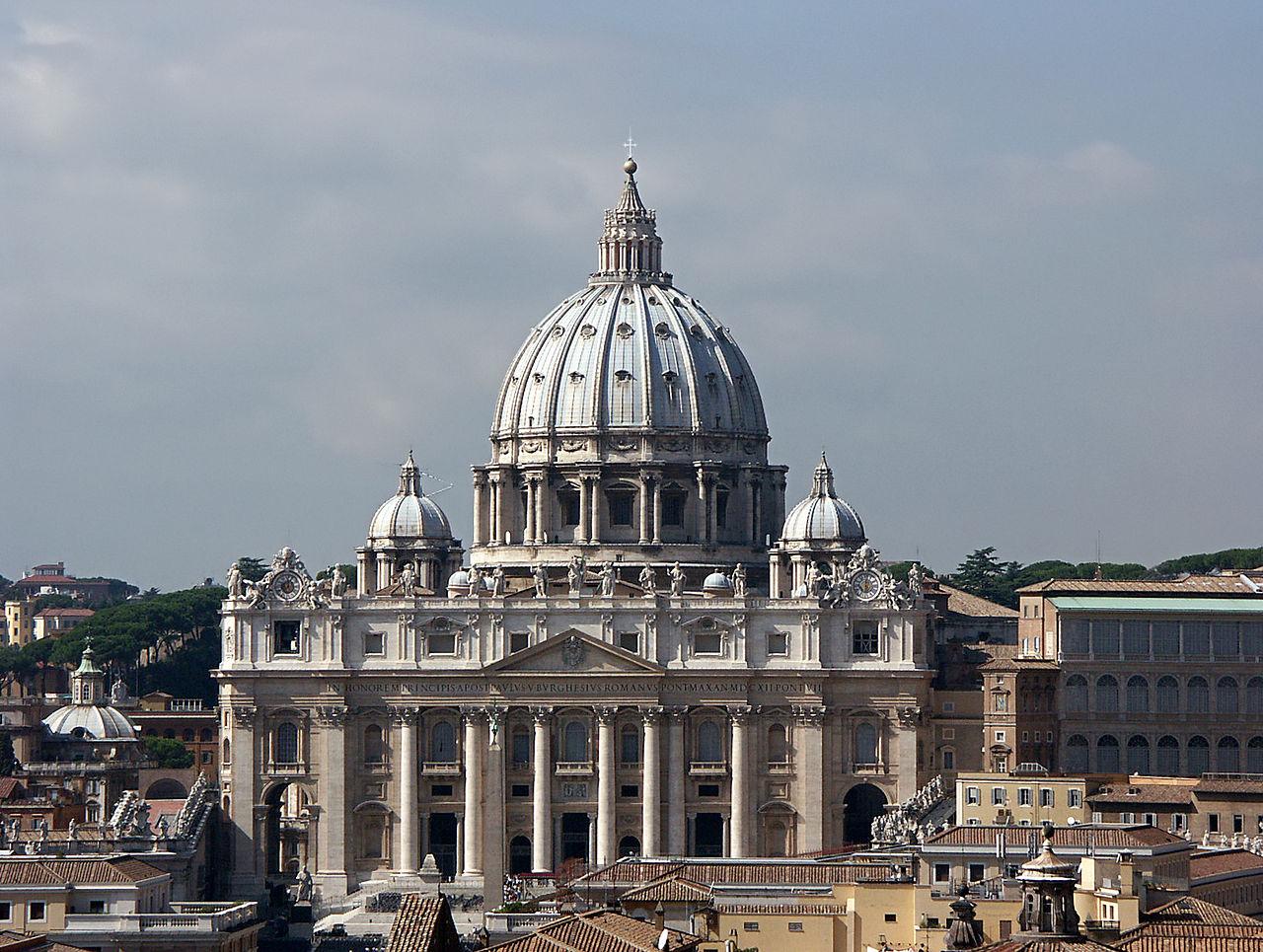 Vaticano Cupula Roma
