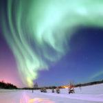 Disfruta de las auroras boreales y el clima en Helsinki