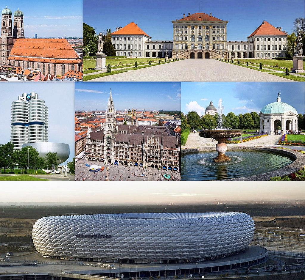 Munich Wikipedia