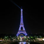 ¿Con cuántos escalones cuenta la torre Eiffel?