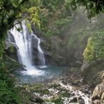 Las desconocidas Cascadas de Neidong en Taipei
