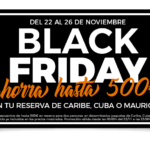 Ofertas Viajes Black Friday 2018