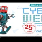 Ofertas Cyber Week 2018