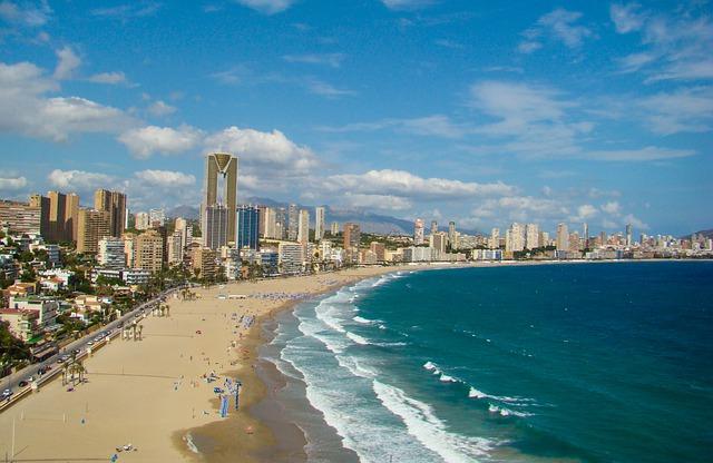 sitios seguros para viajar covid 19, comunidad valenciana