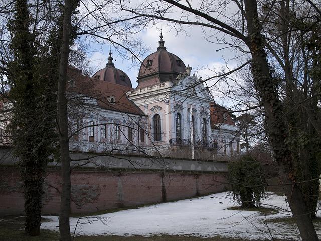 palacio de godillo, ruta por Hungría