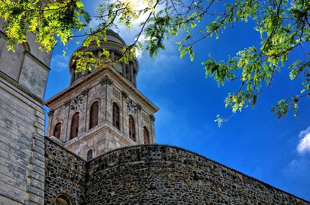 Abadía Pannonhalma, ruta por Hungría
