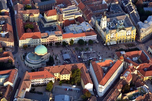 Ruta por Hungría. Pécs