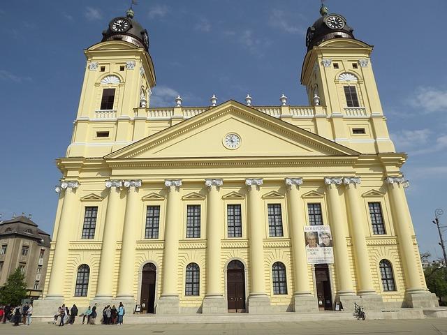 Ruta por Hungría. Debrecen
