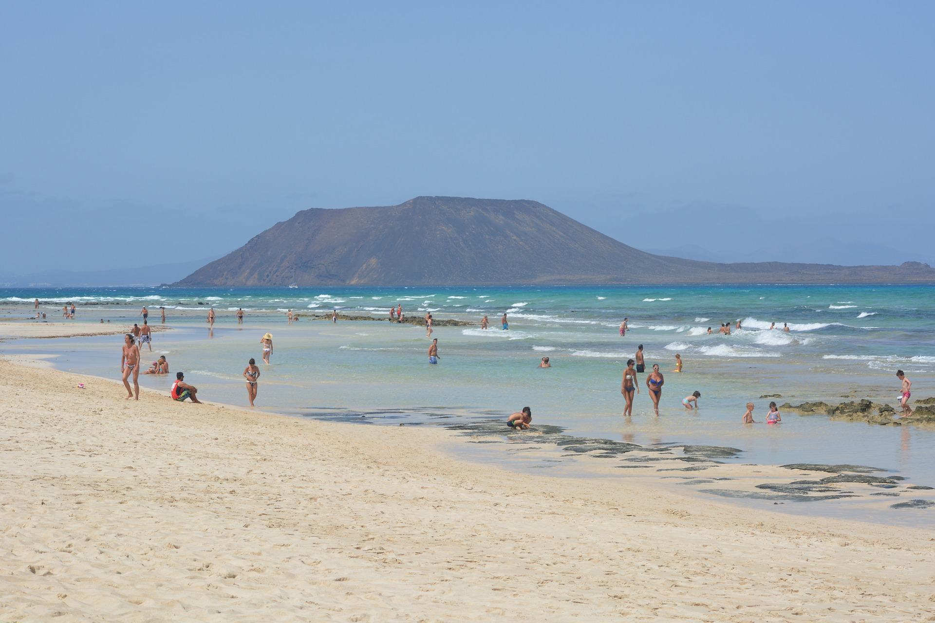 Las mejores islas de Canarias. Fuerteventura- Lobos