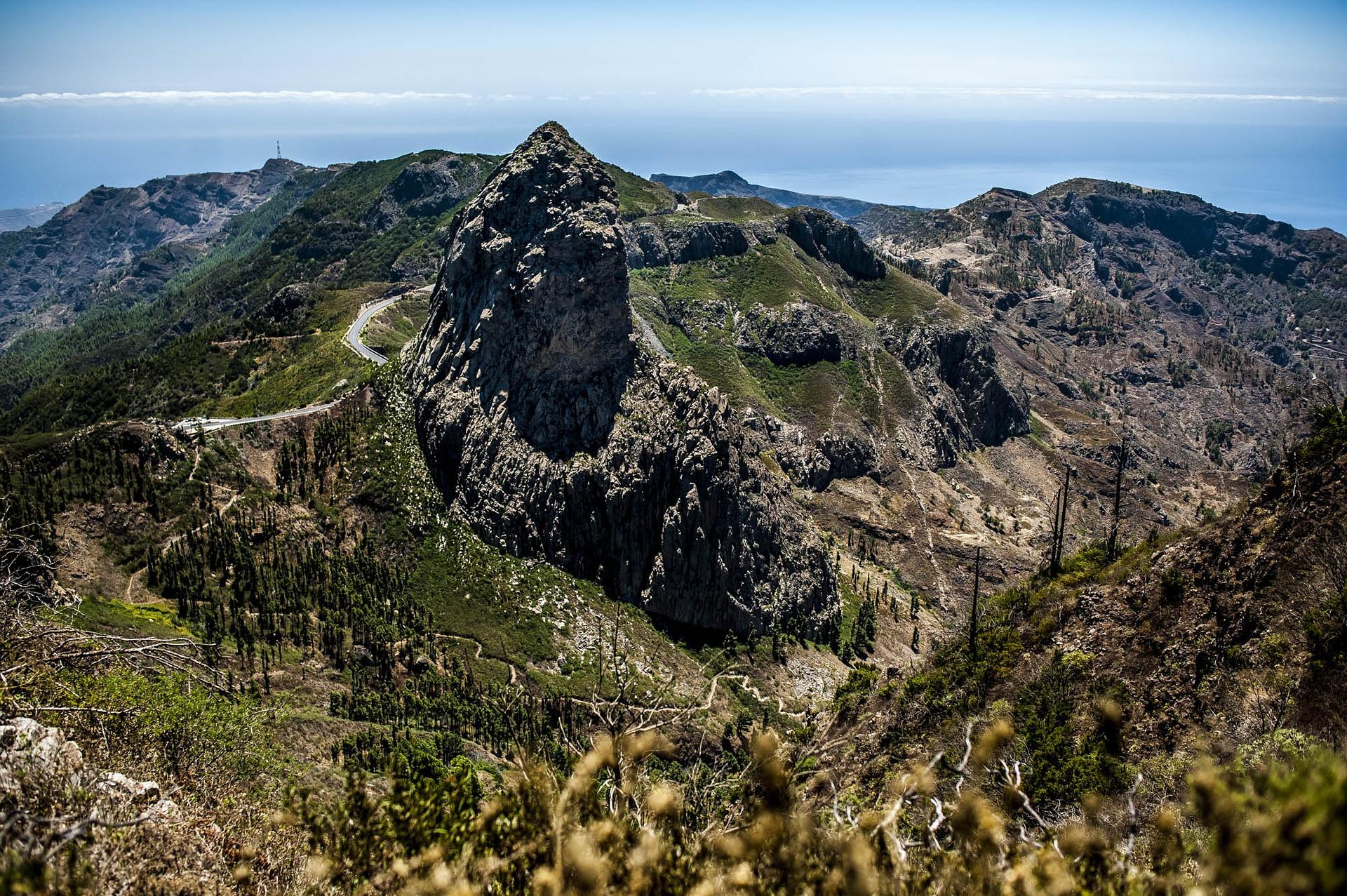 Las mejores islas de Canarias- La Gomera