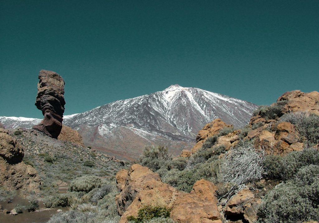 Mejores islas de Canarias, Tenerife