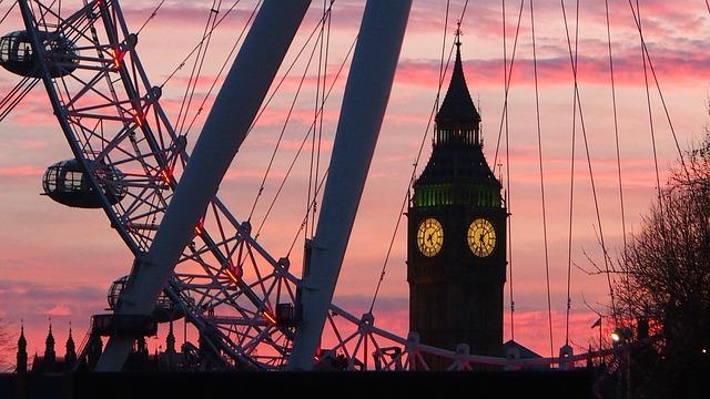 Ofertas de Vacaciones por Europa: Paisaje de Londres