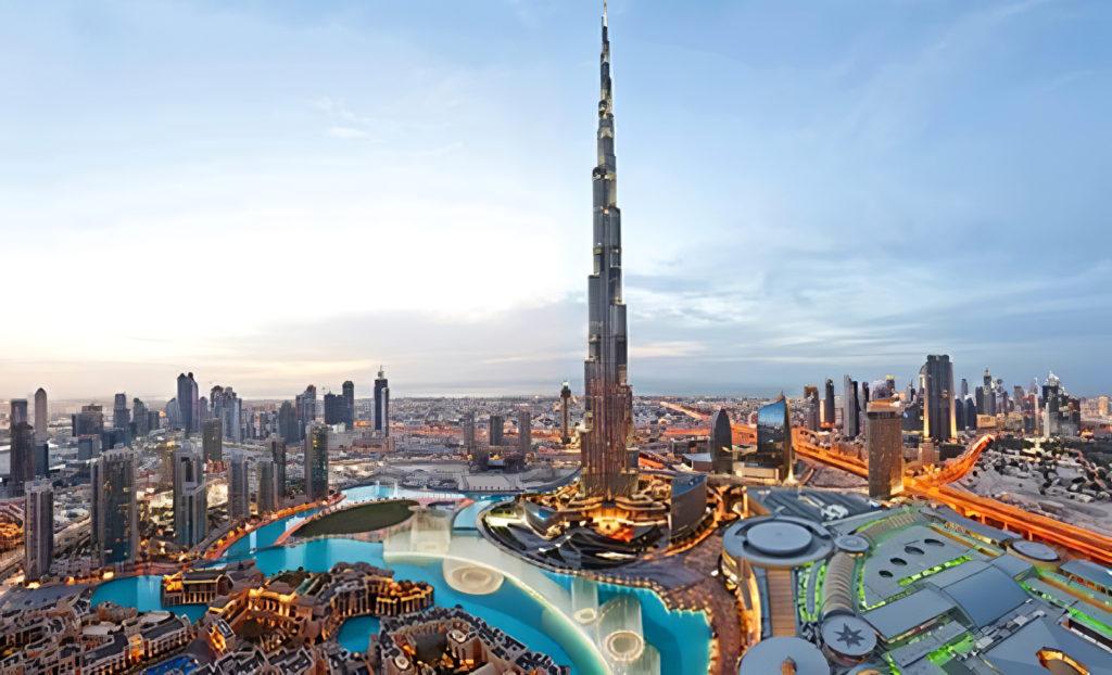 Ofertas de Vacaciones por Asia: Burj Khalifa