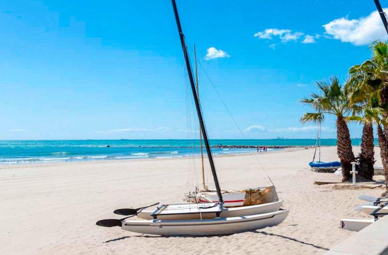 Ofertas de vacaciones en la Costa de Azahar: Playa en la Costa de Azahar