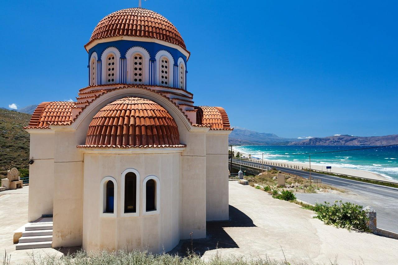 Ofertas de Vacaciones por Europa: Iglesia para visitar en Grecia