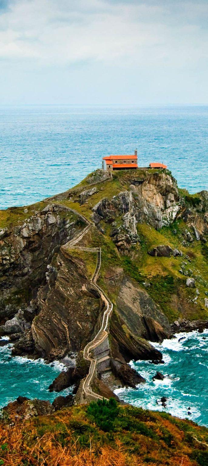 Qué ver en la Costa de Guipúzcoa o Gipuzkoa: Costa de Bizcaya o Bizkaia