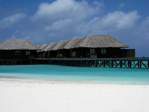 Ofertas de Vacaciones por Asia: Resort en las Maldivas