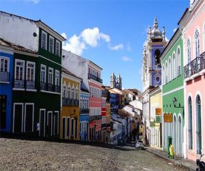 Ofertas de viajes con vuelo + hotel: Calle de Salvador Salvador Bahía